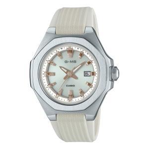 ソーラー電波 腕時計 gショック レディース ベビーG CASIO BABY-G カシオ 2021年3月 G-MS MSG-W350-7AJF 30,5|blessyou