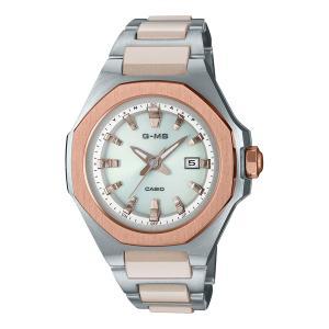 CASIO BABY-G カシオ ソーラー電波 腕時計 レディース ベビーG 2020年10月 G-MS MSG-W350CSG-7AJF 37,5|blessyou