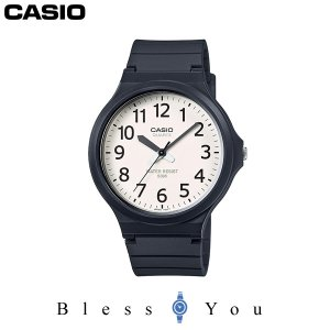 国内正規品  カシオ MW-240-7BJF アナログ メンズ 腕時計   チープカシオ チプカシ プチプラ CASIO ポイント消化 ネコポス|blessyou
