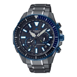 CASIO OCEANUS カシオ ソーラー電波 腕時計 メンズ オシアナス 2021年5月 OCW-P2000B-1AJF 260,0|blessyou