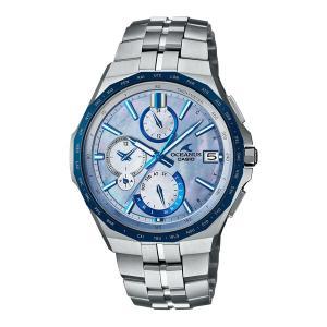 CASIO OCEANUS カシオ ソーラー電波 腕時計 メンズ オシアナス 2021年6月 OCW-S5000APA-2AJF 210,0|blessyou