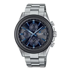 メンズ腕時計 オシアナス カシオ 電波ソーラー メンズ  2021年5月 OCW-T4000A-1AJF 110.0|blessyou