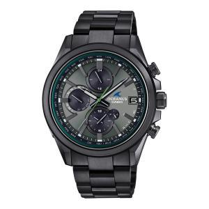 メンズ腕時計 オシアナス カシオ 電波ソーラー メンズ  2021年5月 OCW-T4000BA-1A3JF 135.0|blessyou