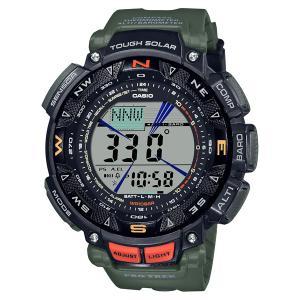 カシオ 腕時計 CASIO PROTREK メンズウォッチ 2021年1月 PRG-240-3JF 27,0|blessyou