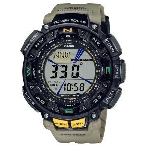 カシオ 腕時計 CASIO PROTREK メンズウォッチ 2021年1月 PRG-240-5JF 27,0|blessyou