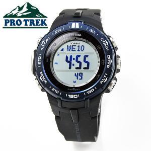 プロトレック 電波ソーラー カシオ  腕時計 メンズ  PRW-3100YB-1JF 42,0|blessyou