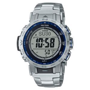 CASIO PRO TREK カシオ 電波ソーラー 腕時計 メンズ プロトレック 2021年5月 PRW-31YT-7JF 73,0|blessyou