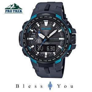 CASIO PRO TREK カシオ ソーラー電波 腕時計 メンズ プロトレック PRW-6100Y-1AJF 6,4|blessyou