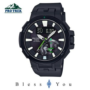 P10倍+14% カシオ 電波ソーラー 腕時計 メンズ プロトレック カーボンインサート PRW-7000-1AJF 82000|blessyou