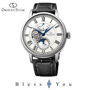 ポイント最大27倍 オリエントスター 機械式 腕時計 メンズ クラシック メカニカル ムーンフェイズ RK-AM0001S 170,0|blessyou