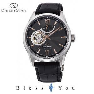 メンズ腕時計 オリエントスター 機械式 腕時計 メンズ コンテンポラリー セミスケルトン 2019年5月 RK-AT0007N 64000|blessyou