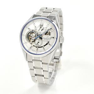 メンズ腕時計 オリエント 機械式 腕時計 メンズ オリエントスター コンテンポラリー モダンスケルトン RK-AV0113S 85000|blessyou