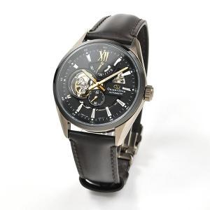 メンズ腕時計 オリエント 機械式 腕時計 メンズ オリエントスター コンテンポラリー モダンスケルトン RK-AV0115B 90,0|blessyou