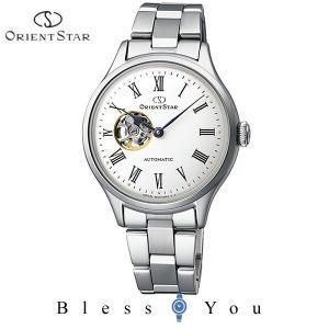 オリエント 機械式 腕時計 レディース オリエントスター クラシック セミスケルトン RK-ND0002S 50000|blessyou