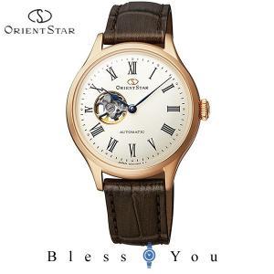 オリエント 機械式 腕時計 レディース オリエントスター クラシック セミスケルトン RK-ND0003S 50000|blessyou