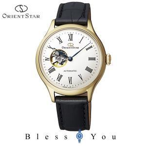 オリエント 機械式 腕時計 レディース オリエントスター クラシック セミスケルトン RK-ND0004S 50000|blessyou