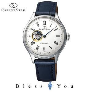オリエント 機械式 腕時計 レディース オリエントスター クラシック セミスケルトン RK-ND0005S 46000|blessyou