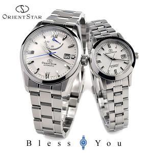プレミアム会員10倍 オリエント 機械式  ペアウォッチ 腕時計 オリエントスター スタンダード RK-AU0006S-WZ0391NR 98,0|blessyou