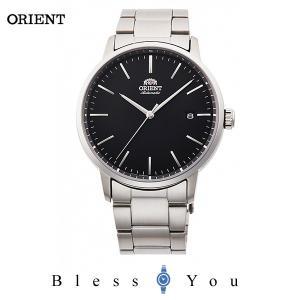 P10倍+14% オリエント 機械式 腕時計 メンズ コンテンポラリー メカニカル RN-AC0E01B 28000|blessyou