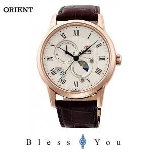 P10倍+14% オリエント 機械式 腕時計 メンズ クラシック メカニカル RN-AK0001S 52000|blessyou