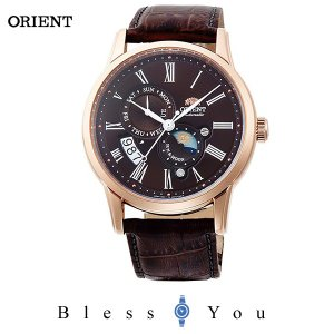 P10倍+14% オリエント 機械式 腕時計 メンズ クラシック メカニカル RN-AK0002Y 52000|blessyou