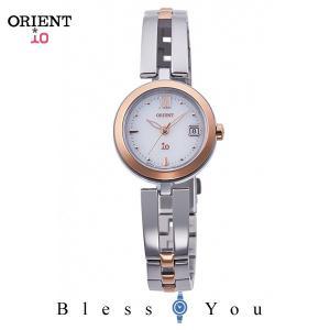 ポイント最大27倍 オリエント ソーラー 腕時計 レディース イオ RN-WG0002S 24,0|blessyou