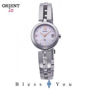 ポイント最大27倍 オリエント ソーラー 腕時計 レディース イオ RN-WG0003S 22,0|blessyou