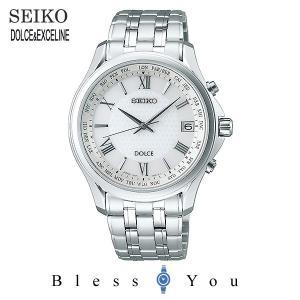 P10倍+14% セイコー 腕時計 メンズ ソーラー電波 ドルチェ&エクセリーヌ SADZ201 120000|blessyou