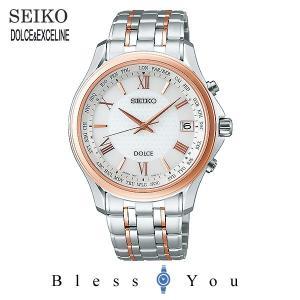 P10倍+14% セイコー 腕時計 メンズ ソーラー電波 ドルチェ&エクセリーヌ SADZ202 130000|blessyou