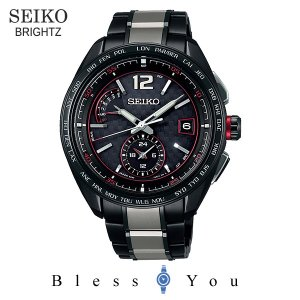 P10倍+14% セイコー ソーラー電波 腕時計 メンズ ブライツ フライトエキスパート SAGA267 130000|blessyou