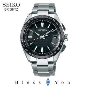P10倍+14% セイコー ソーラー電波 腕時計 メンズ ブライツ SAGZ091 75000|blessyou