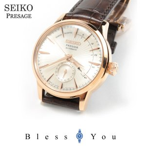 P10倍+14% セイコー プレザージュ メカニカル 腕時計 メンズ SARY132 64000|blessyou