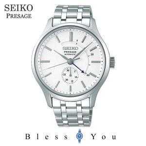 P10倍+14% セイコー メカニカル 腕時計 メンズ プレザージュ ベーシックライン 2019年7月 SARY143 70,0|blessyou