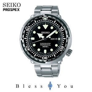 P10倍+14% セイコー プロスペックス マリーンマスター SBBN031 電池式クオーツ メンズ 腕時計 140000|blessyou