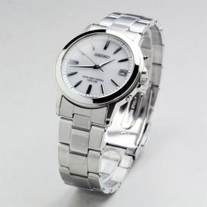 セイコー 電波ソーラー 腕時計 メンズ セイコーセレクション SBTM167 54000|blessyou