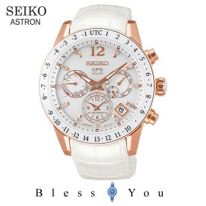 P10倍+14% セイコー 腕時計 レディース ソーラーGPS電波修正 アストロン 5Xシリーズ SBXC004 300000|blessyou