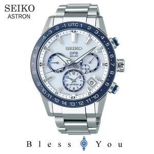 P10倍+14% セイコー 腕時計 メンズ ソーラーGPS電波修正 アストロン 5Xシリーズ SBXC013 200000|blessyou