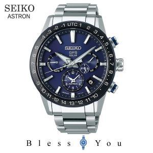 P10倍+14% セイコー 腕時計 メンズ ソーラーGPS電波修正 アストロン 5Xシリーズ SBXC015 200000|blessyou