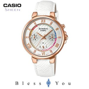 カシオ  シーン レディース 腕時計  SHE-3041GLJ-7AJF 20,0 blessyou