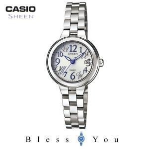 カシオ  シーン レディース 腕時計SHE-4506SBD-7AJF 新品お取寄せ品 26,0 blessyou