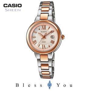 カシオ  シーン レディース 腕時計  SHE-4516SBZ-9AJF 28,0 blessyou