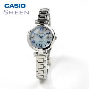 CASIO SHEEN カシオ ソーラー 腕時計 レディース シーン shs-4502d-2ajf 28|blessyou