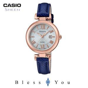 カシオ シーン タフソーラ― レディース 腕時計 2017年10月新作  SHS-4502PGL-7AJF 28,0 blessyou