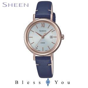 CASIO SHEEN カシオ ソーラー 腕時計 レディース シーン 2019年11月新作 SHS-D300CGL-7BJF 22,0 blessyou