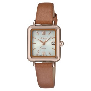 CASIO SHEEN カシオ ソーラー 腕時計 レディース シーン 2021年1月 SHS-D400CGL-7AJF 22,0|blessyou