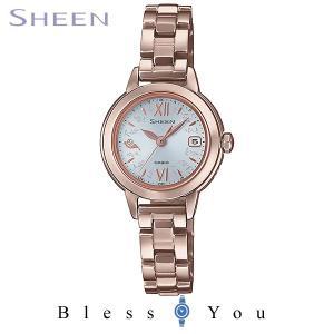 CASIO SHEEN カシオ ソーラー電波 腕時計 レディース シーン 2019年11月新作 SHW-5200CG-7AJF 43,0 blessyou