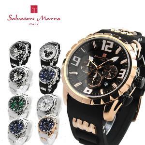 サルバトーレマーラ 腕時計 メンズ クロノグラフ SM15107 30000|blessyou