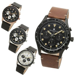 P10倍+14% サルバトーレマーラ 腕時計 メンズ クロノグラフ SM19101|blessyou