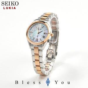 セイコー腕時計 レディース ルキア ソーラー電波  SSQV040 78,0|blessyou