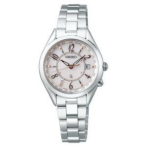 セイコー 腕時計 レディース 電波ソーラー ルキア SSQV077 75,0 blessyou